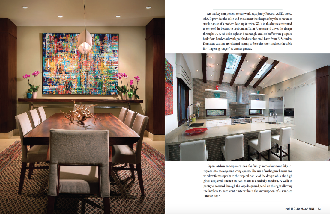 Home Design Portfolio Magazine